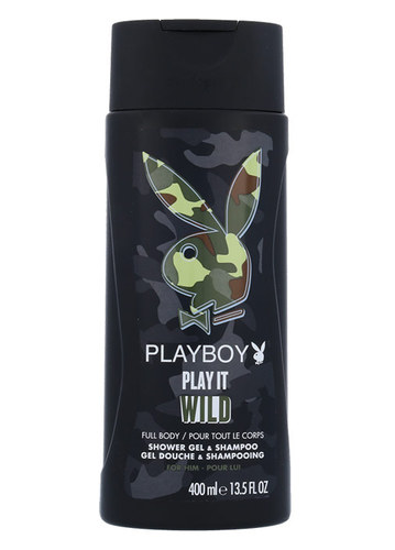 Playboy Play It Wild for Him SG 400 ml M