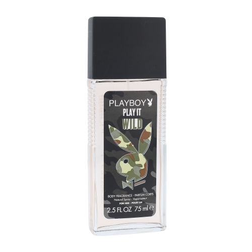 Playboy Play It Wild for Him DEO ve skle 75 ml M