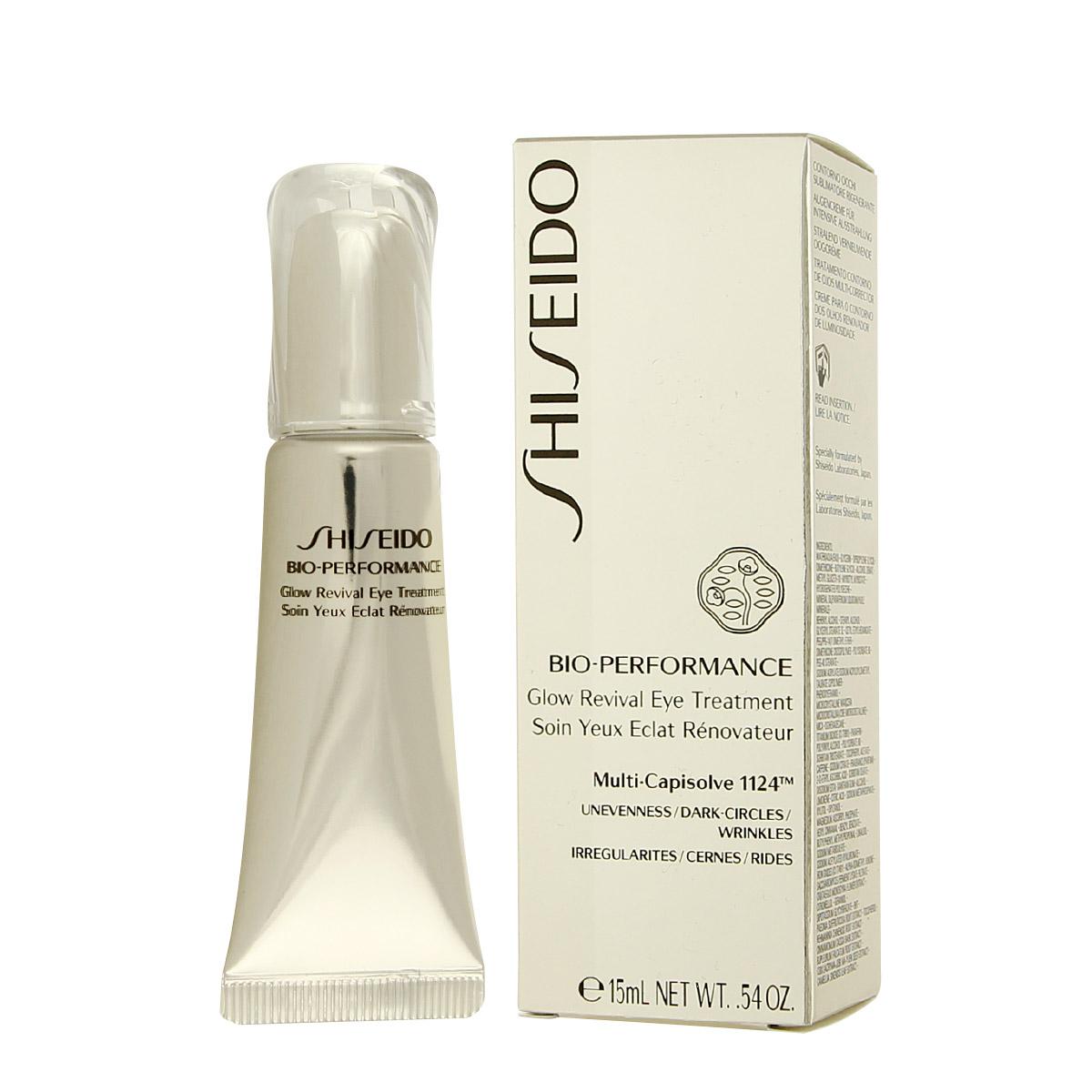 Shiseido Bio-Performance Glow Revival Eye Treatment 15 ml