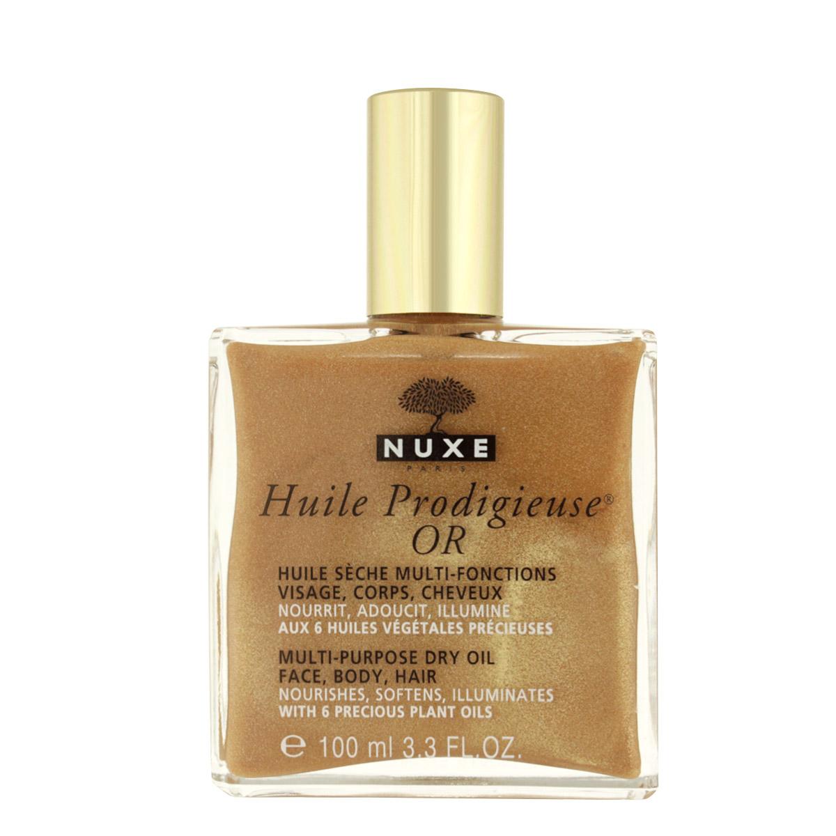 Nuxe Paris Huile Prodigieuse OR Multi-Purpose Dry Oil 100 ml