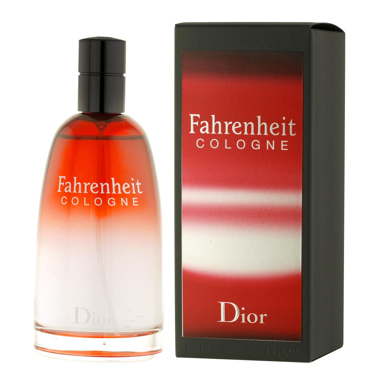 Dior Christian Fahrenheit Cologne EDC 125 ml M