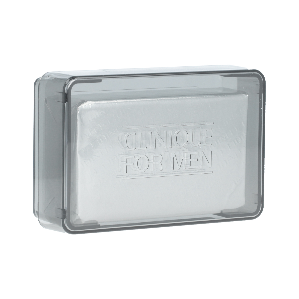 Clinique Skin Supplies For Men Facial Soap With Dish 100 g