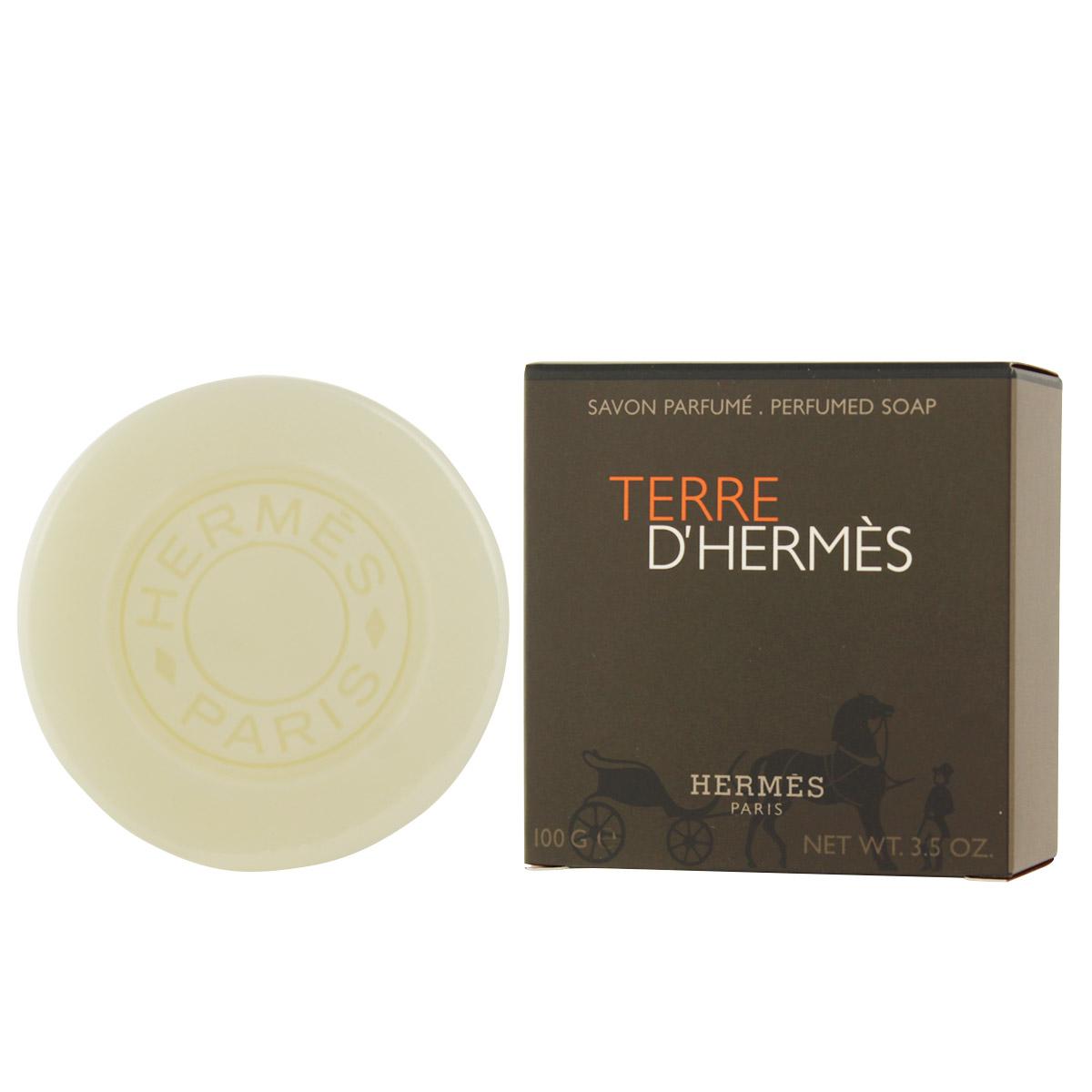 Hermès Terre D'Hermès tuhé mýdlo 100 g M