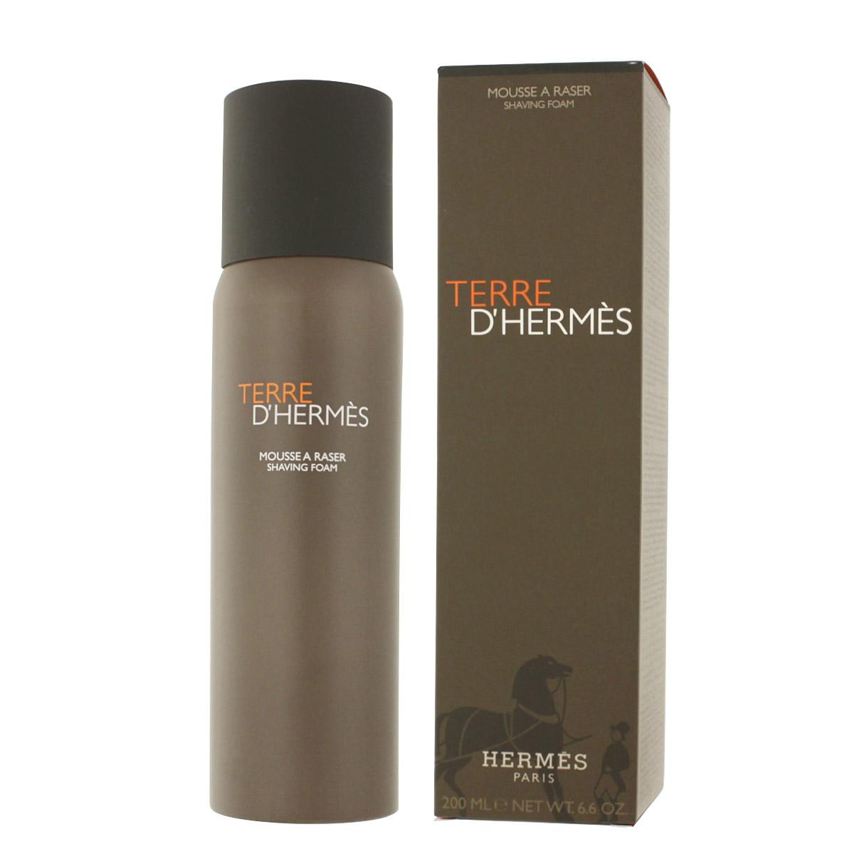 Hermès Terre D'Hermès pěna na holení 200 ml M