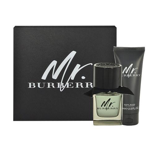 Burberry Mr. Burberry EDT 50 ml + SG 75 ml M