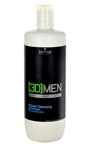 Schwarzkopf [3D]MEN Deep Cleansing Shampoo 1000 ml
