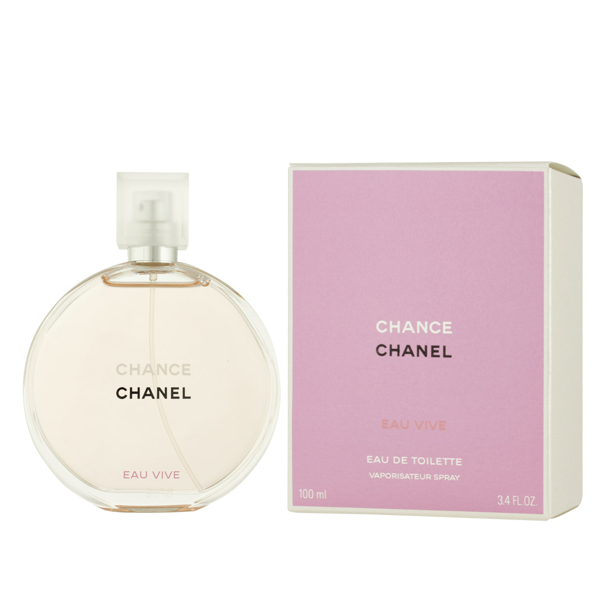 Chanel Chance Eau Vive EDT 100 ml W