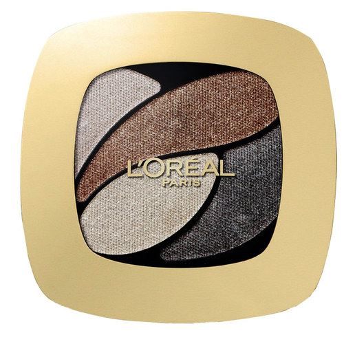 L´Oreal Paris Color Riche Quad Eye Shadows (E3 Infiniment Bronze) 2,5 g