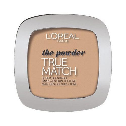 L´Oreal Paris True Match Super-Blendable Powder (D3-W3 Golden Beige) 9 g