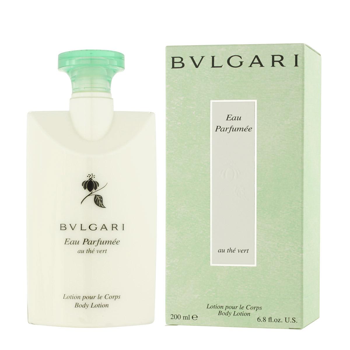 Bvlgari Eau Parfumée au Thé Vert BL 200 ml UNISEX