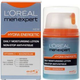 L´Oreal Paris Men Expert Hydra Energetic Lotion 50 ml