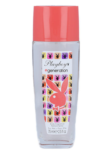 Playboy #generation For Her DEO ve skle 75 ml W