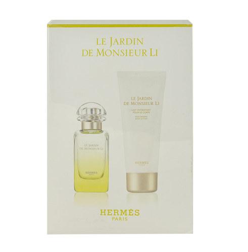 Hermès Le Jardin De Monsieur Li EDT 50 ml + BL 75 ml UNISEX