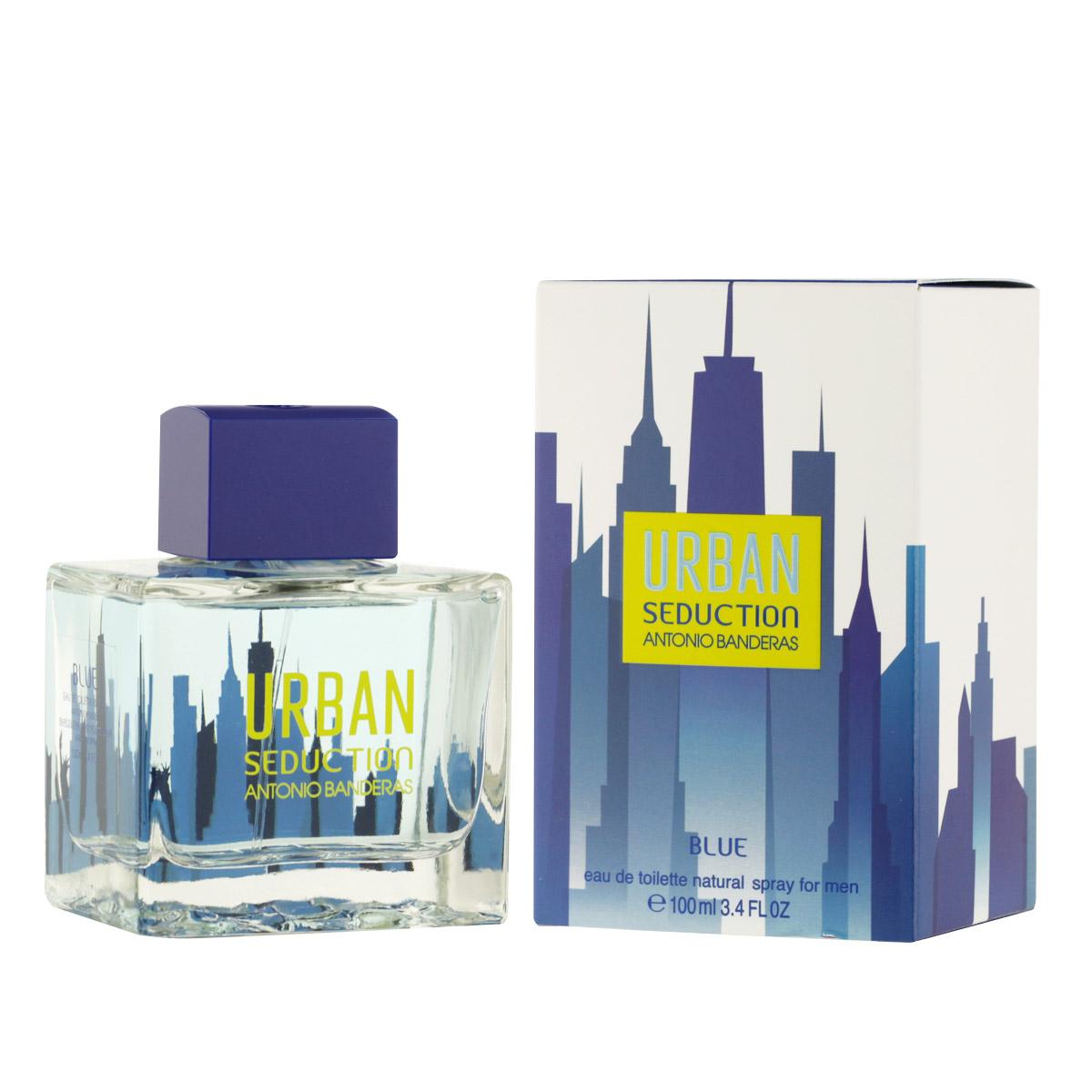 Antonio Banderas Urban Seduction Blue Man EDT 100 ml M