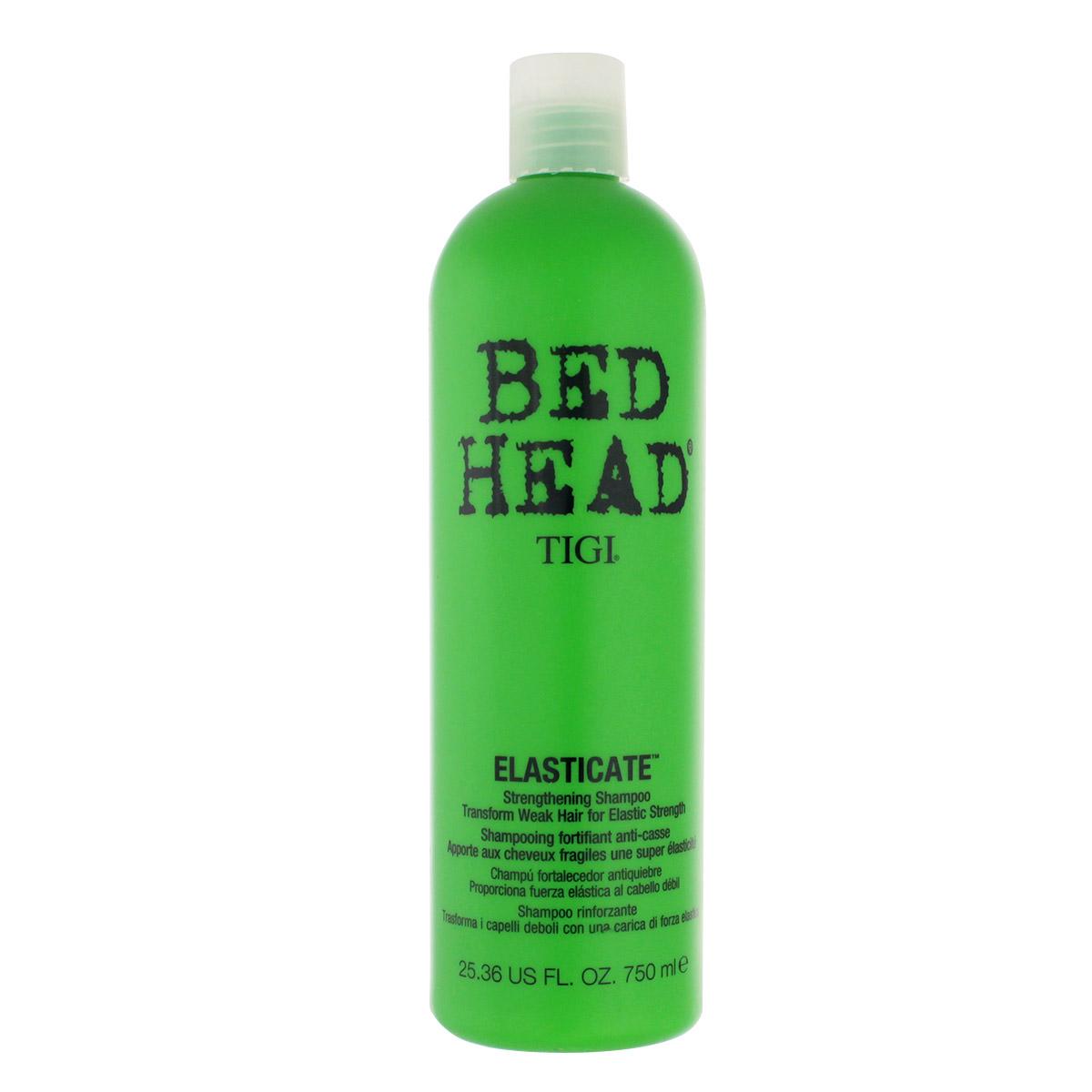 Tigi Bed Head Elasticate Strengthening Shampoo 750 ml