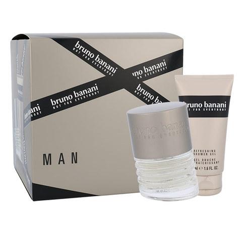Bruno Banani Man EDT 30 ml + SG 50 ml M