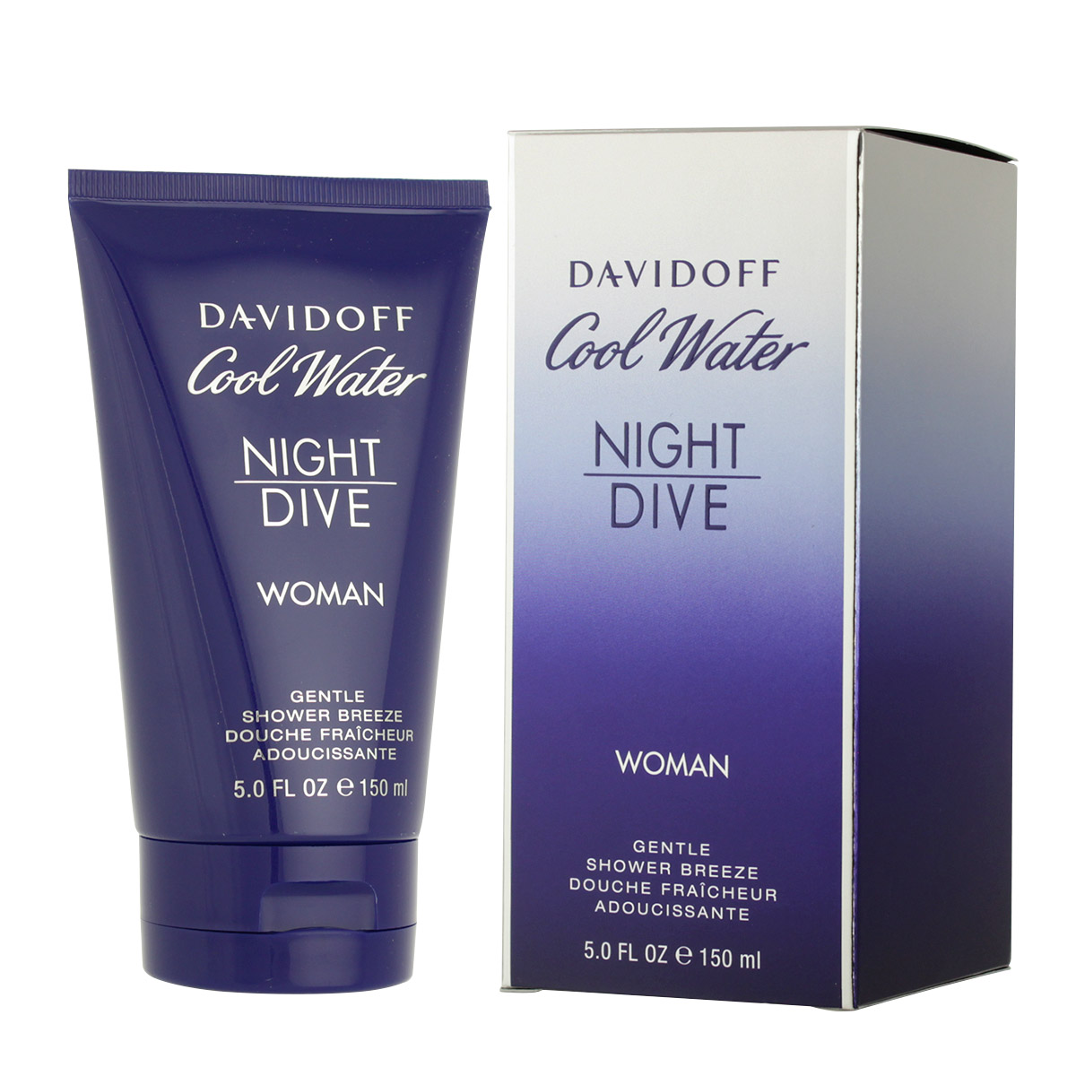 Davidoff Cool Water Night Dive Woman SG 150 ml W