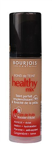 Bourjois Paris Healthy Mix Foundation (55 Dark Beige) 30 ml