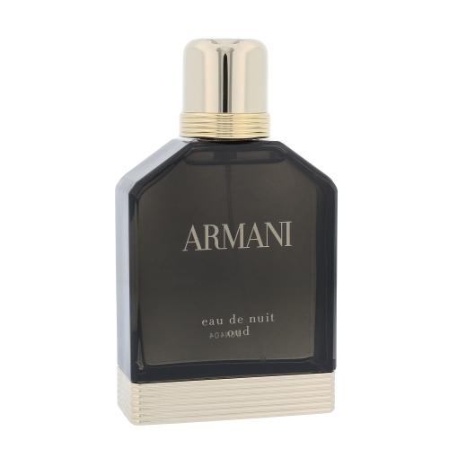 Armani Giorgio Eau de Nuit Oud EDP 100 ml M