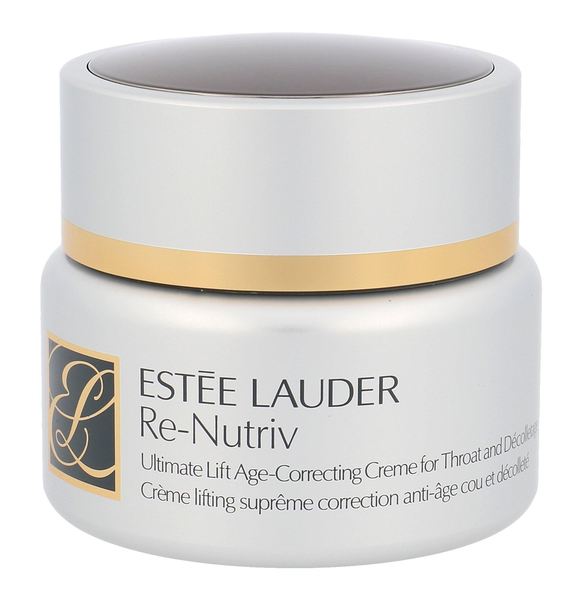 Estée Lauder Re-Nutritiv Ultimate Lift Age-Correcting Creme for Throat and Décolletage 50 ml