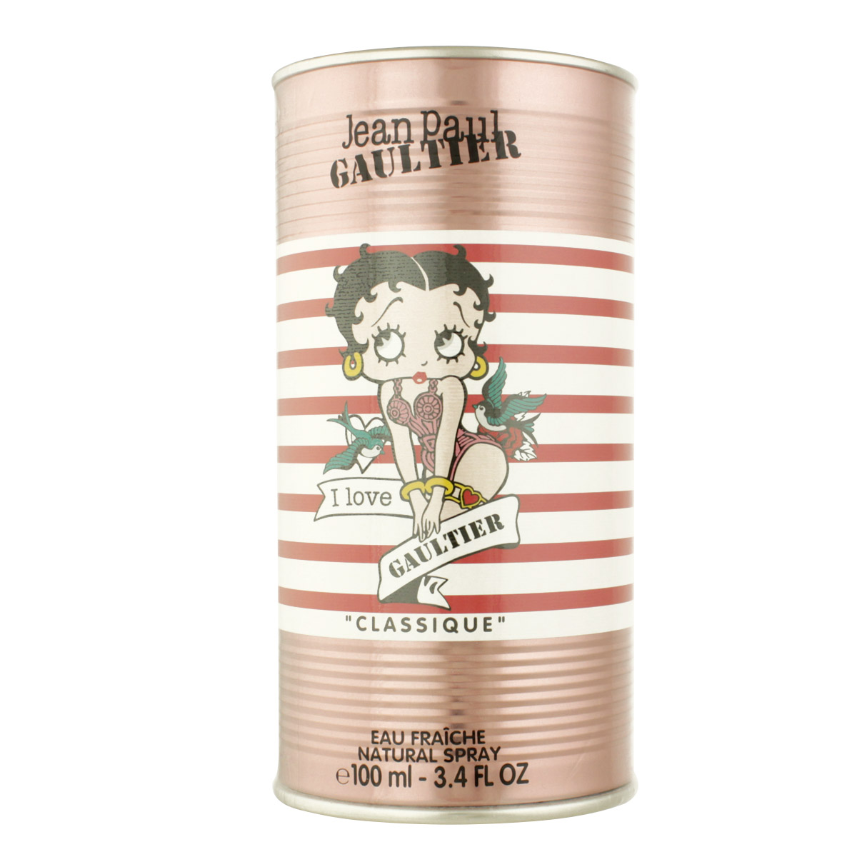Jean Paul Gaultier Classique Betty Boop Eau Fraîche EDT 100 ml W