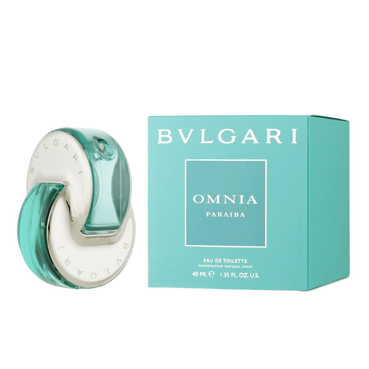 Bvlgari Omnia Paraiba EDT 40 ml W