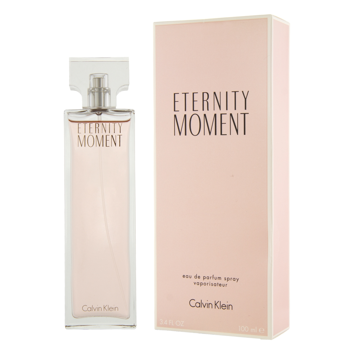 Calvin Klein Eternity Moment EDP 100 ml W