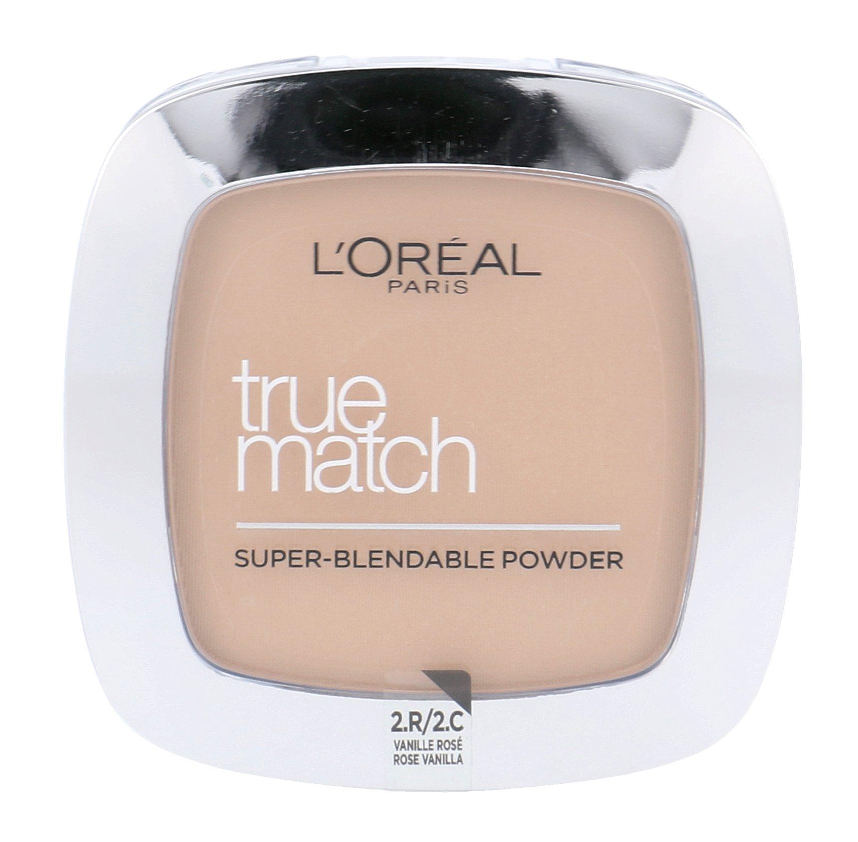 L´Oreal Paris True Match Super-Blendable Powder (R2/C2 Rose Vanilla) 9 g