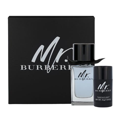 Burberry Mr. Burberry EDT 100 ml + DST 75 ml M
