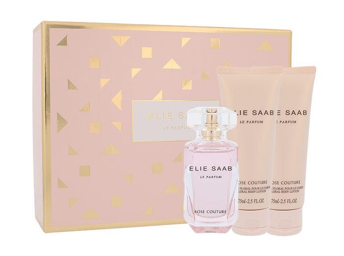 Elie Saab Le Parfum Rose Couture EDT 50 ml + BL 2 x 75 ml W
