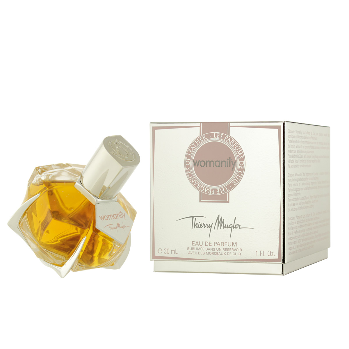 Thierry Mugler Womanity Les Parfums de Cuir EDP 30 ml W