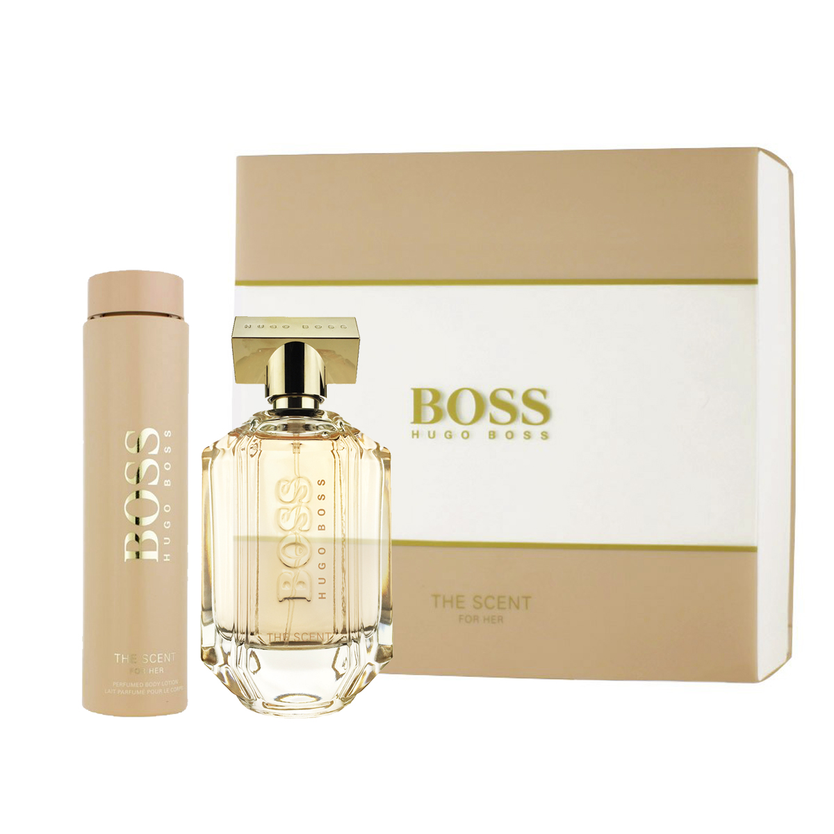 Hugo Boss Boss The Scent For Her EDP 100 ml + BL 200 ml W