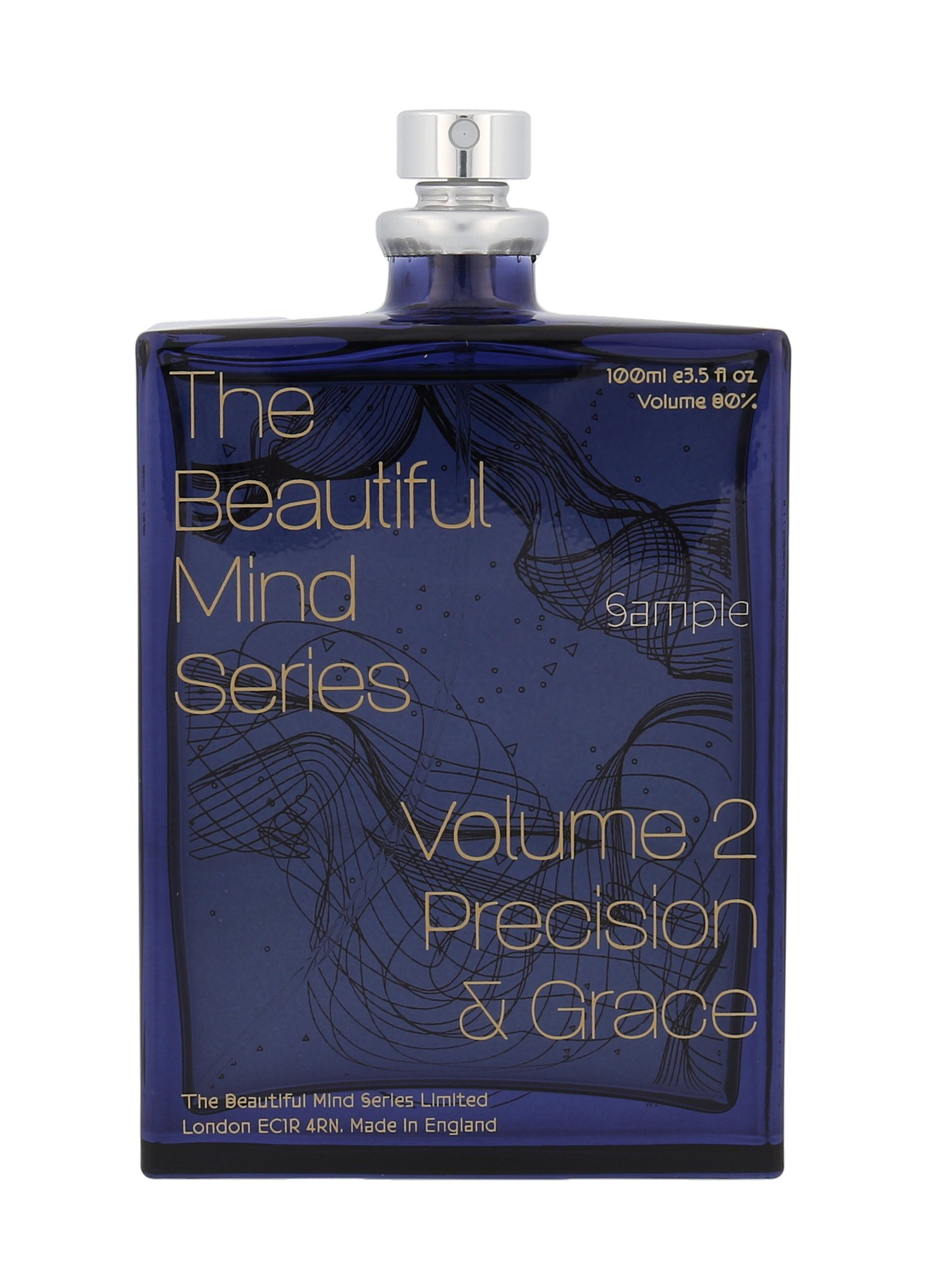 The Beautiful Mind Series Volume 2: Precision and Grace EDT tester 100 ml UNISEX