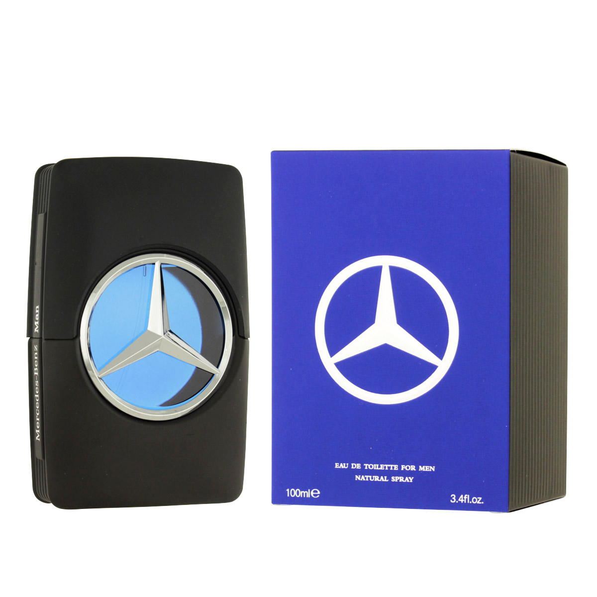 Mercedes benz man edt 100 ml nejrychlej cz for Mercedes benz man