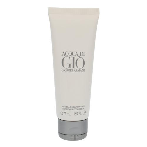 Armani Giorgio Acqua di Gio Pour Homme krém na holení 75 ml M
