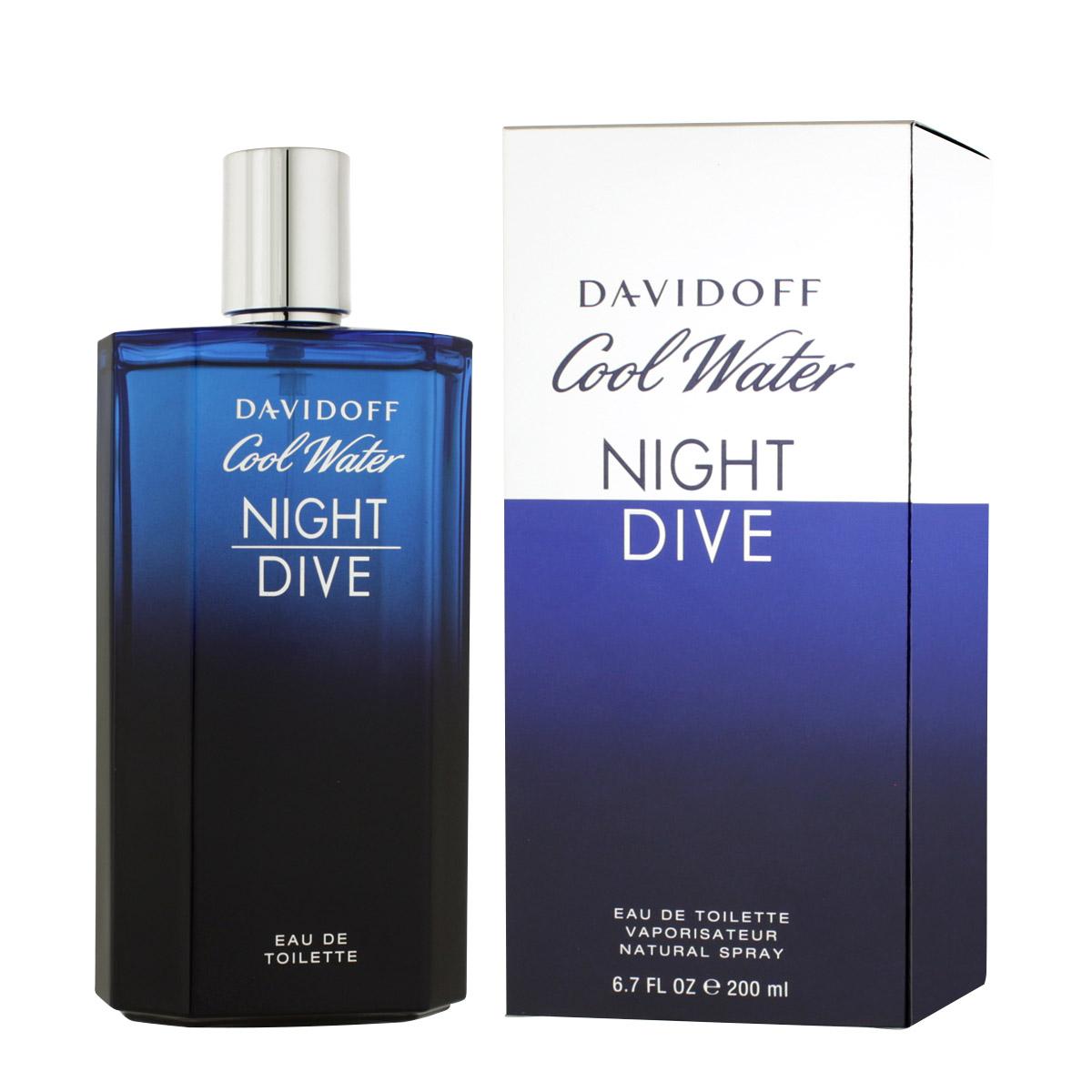 Davidoff Cool Water Night Dive EDT 200 ml M