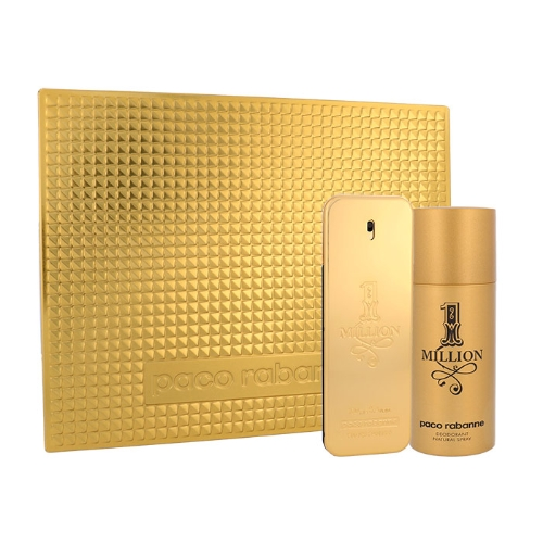 Paco Rabanne 1 Million EDT 100 ml + DEO ve spreji 150 ml M