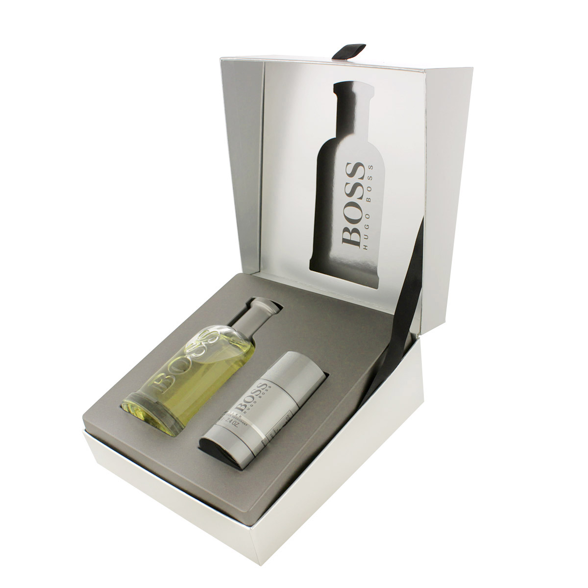 Hugo Boss Bottled No 6 EDT 200 ml + DST 75 ml M