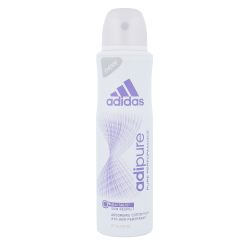 Adidas Adipure for Her antiperspirant 150 ml W