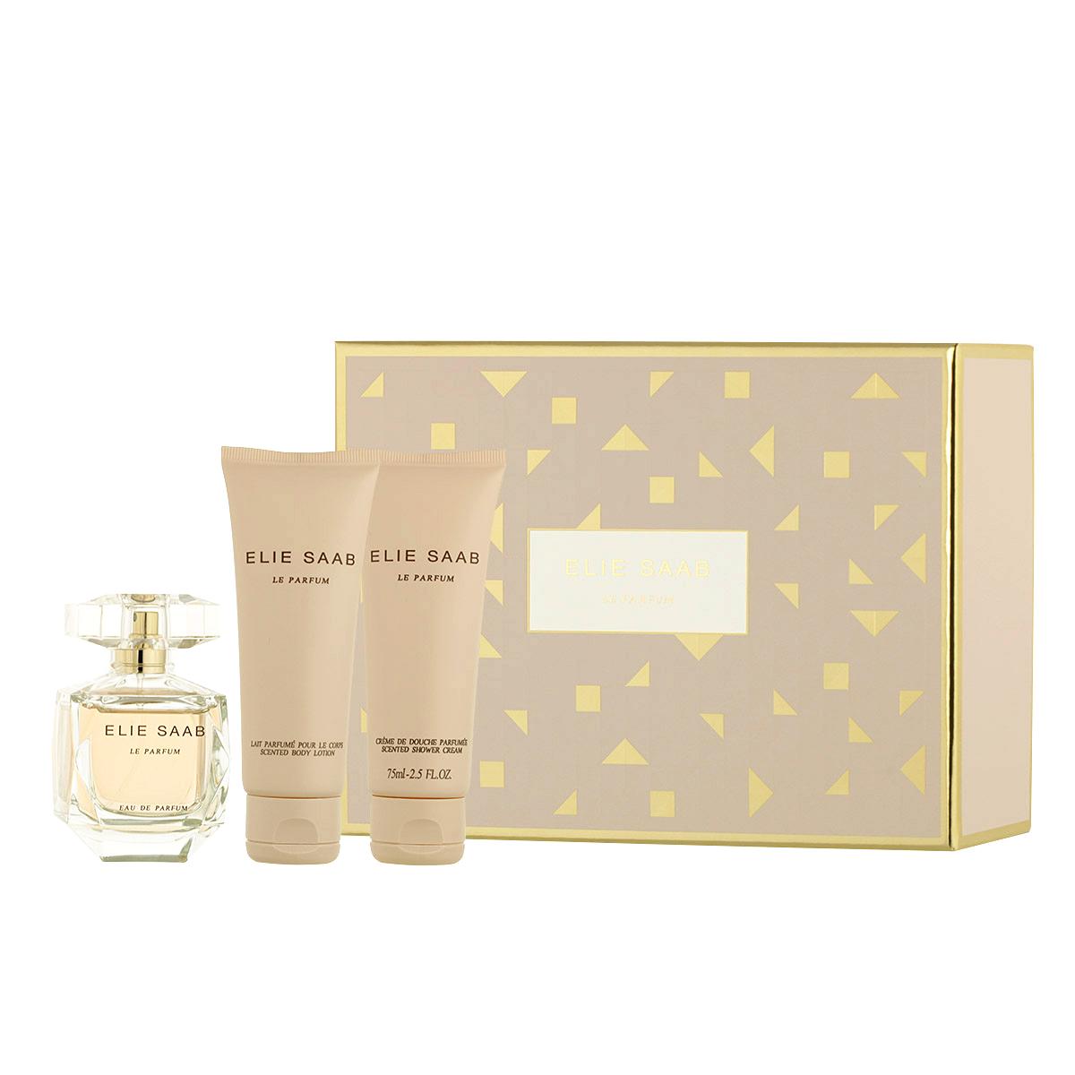Elie Saab Le Parfum EDP 50 ml + SC 75 ml + BL 75 ml W