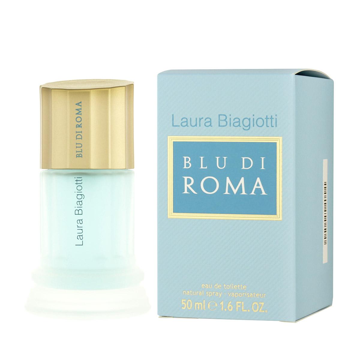 Laura Biagiotti Blu di Roma Donna EDT 50 ml W