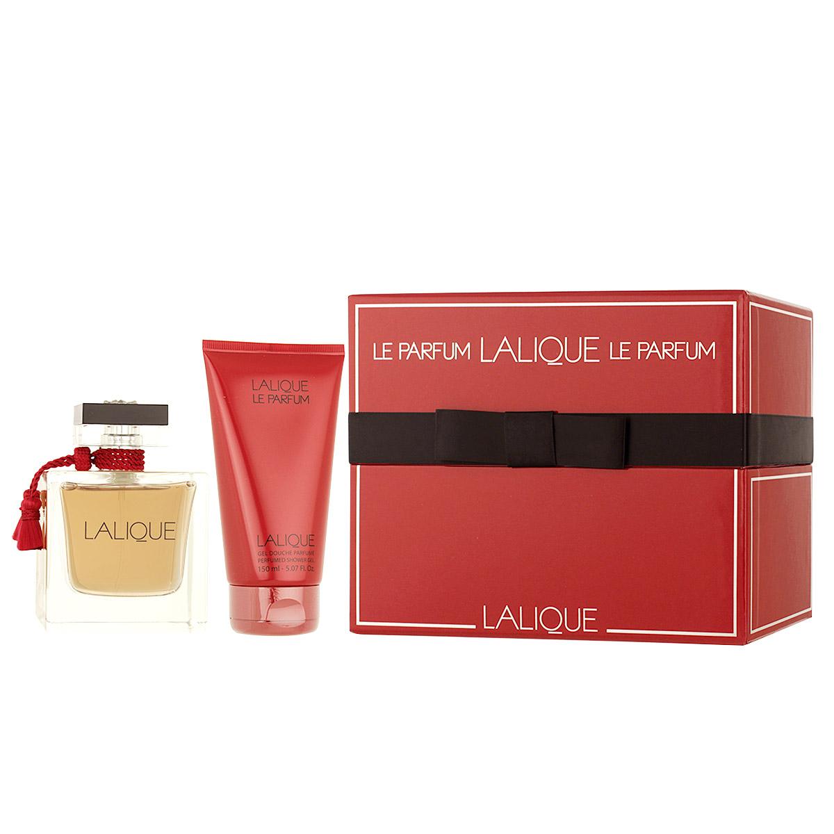 Lalique Le Parfum EDP 100 ml + SG 150 ml W