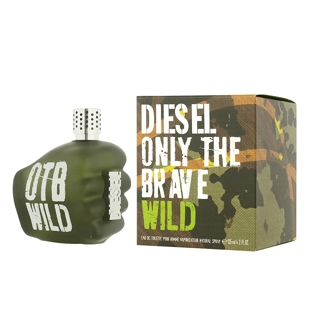 Diesel Only the Brave Wild EDT 125 ml M