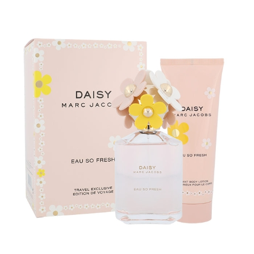 Marc Jacobs Daisy Eau So Fresh EDT 125 ml + BL 75 ml W