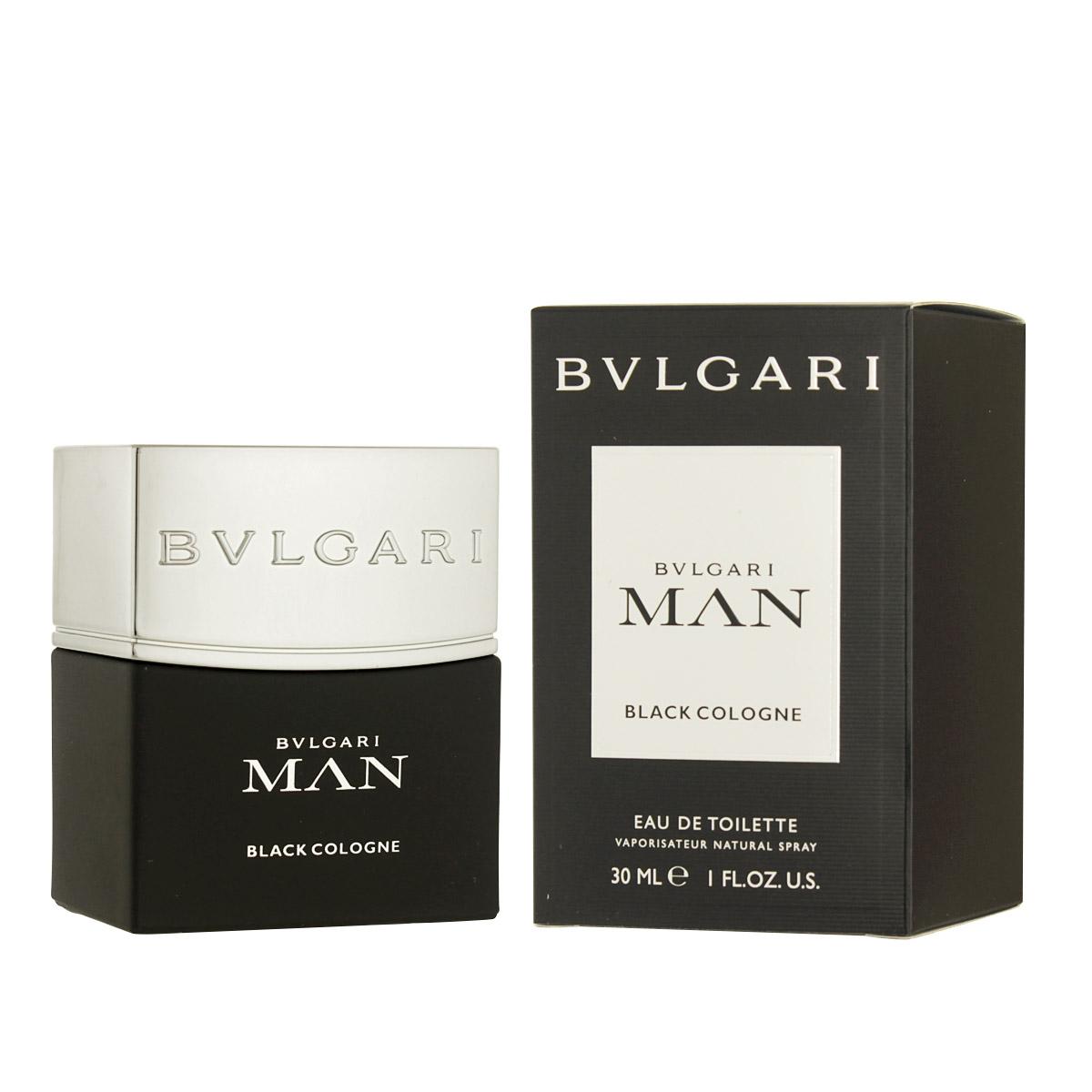 Bvlgari Man Black Cologne EDT 30 ml M