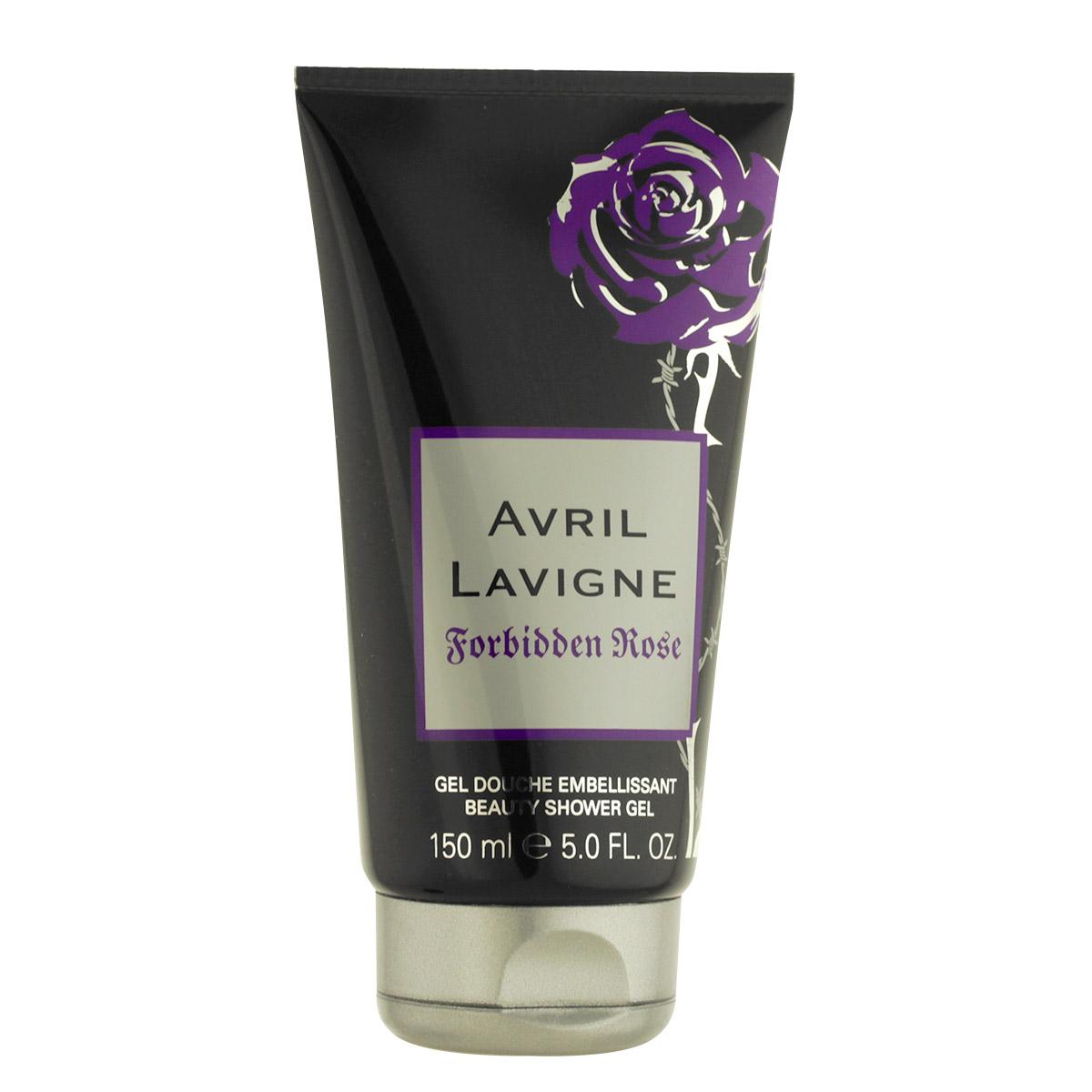 Avril Lavigne Forbidden Rose SG 150 ml W