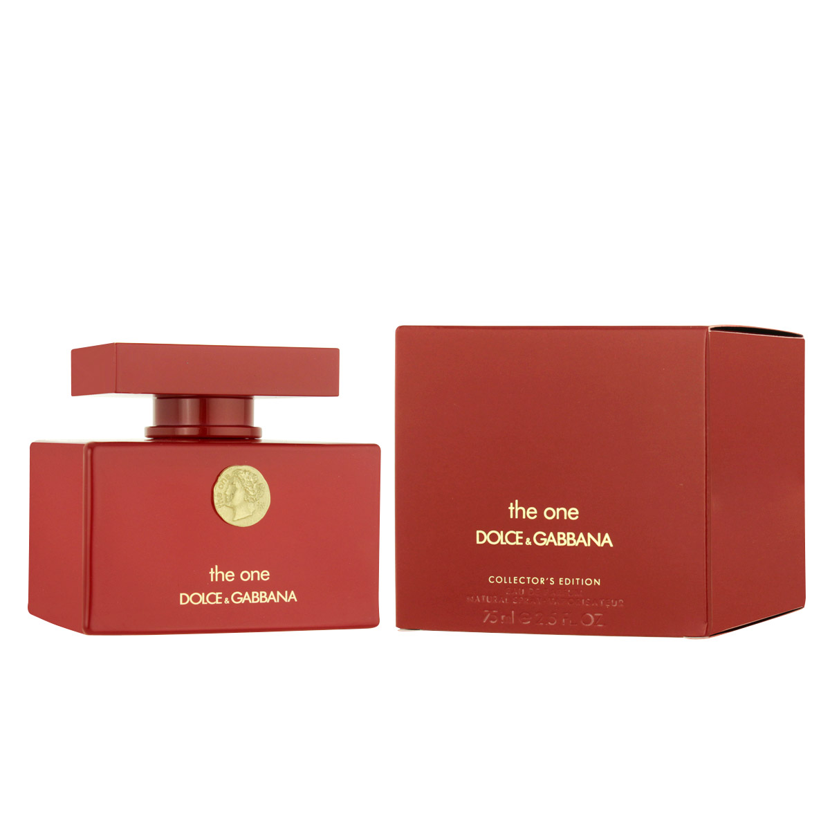 Dolce & Gabbana The One Collector's Edition for Women EDP 75 ml W