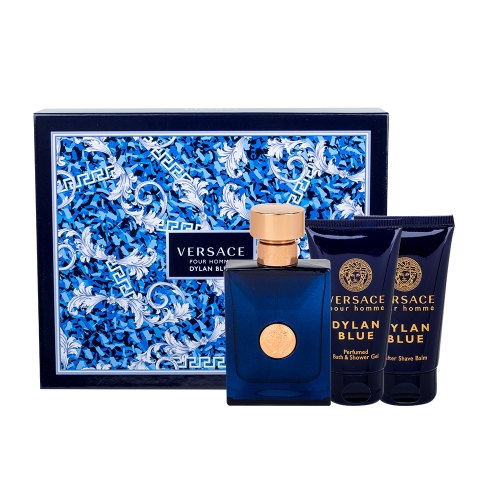 Versace Pour Homme Dylan Blue EDT 50 ml + ASB 50 ml + SG 50 ml M