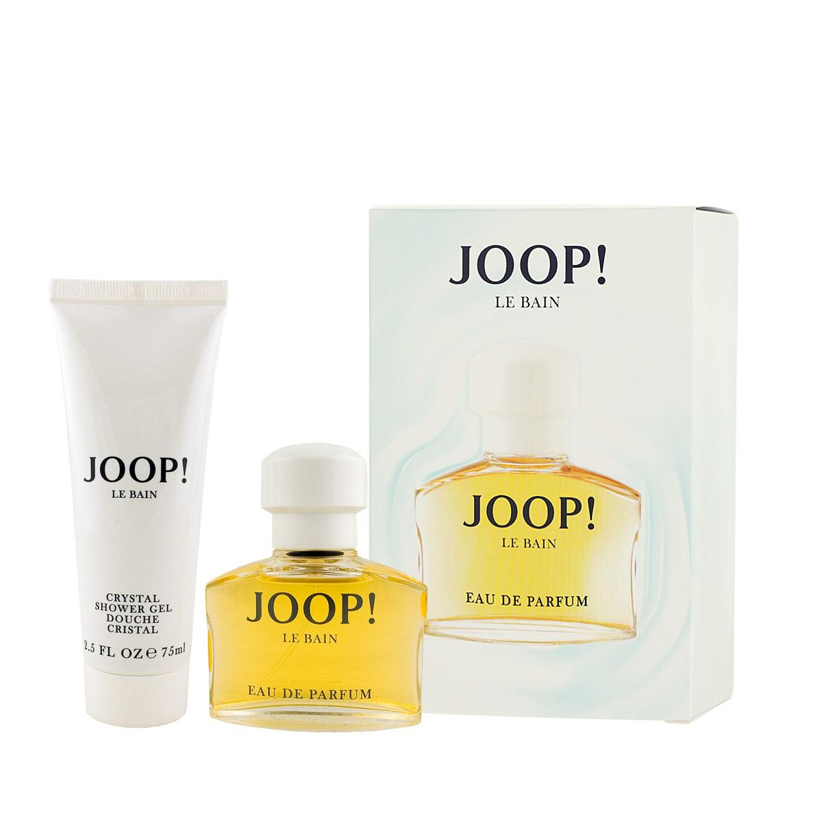 JOOP Le Bain EDP 40 ml + SG 75 ml W