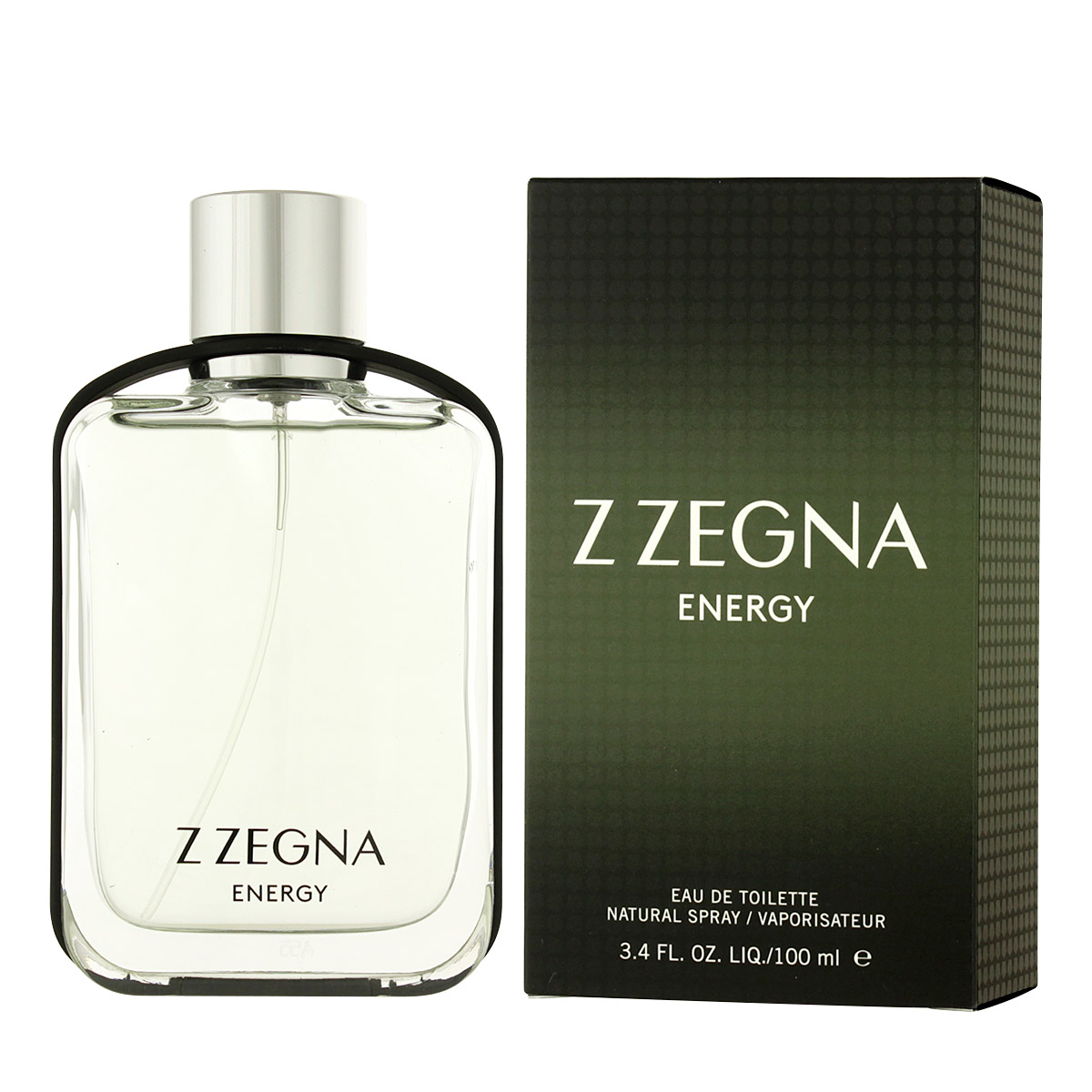 Ermenegildo Zegna Z Energy EDT 100 ml M